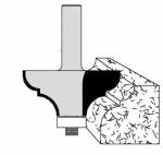 Velepec Montauk Edge Profile Bit 60-105