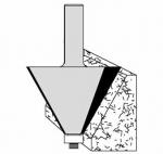 Velepec Clifton Edge Profile Bit 60-113