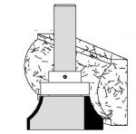 Velepec S  Ocean Edge Profile Bit 60-123