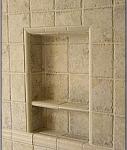 Recess-It Shower Recess Shelf REC 1414 13 x 13 Inch